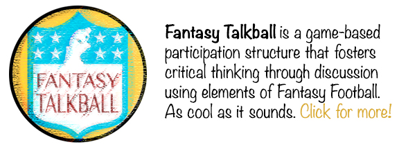 Talkball Banner