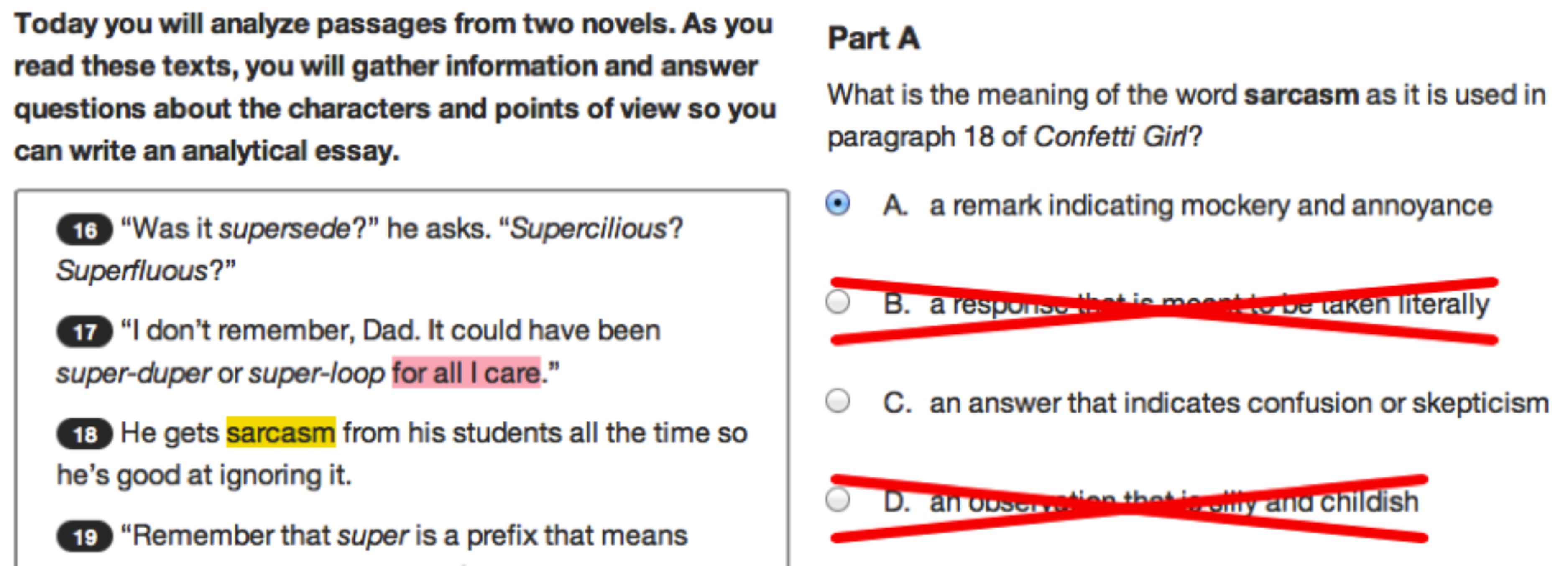 can you start an analytical essay with a question
