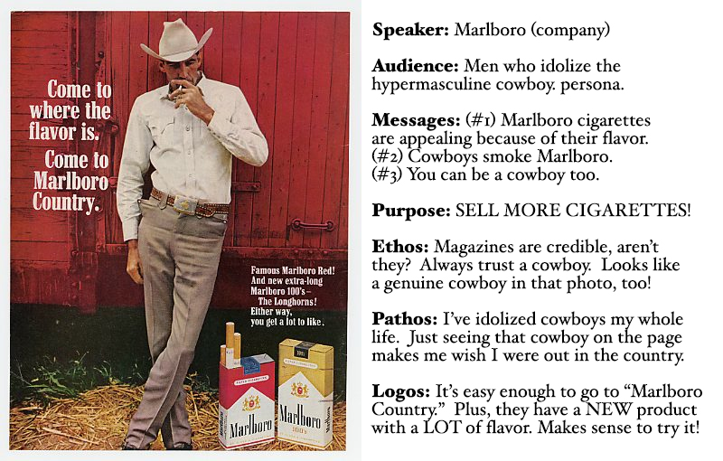 Teach Argument Marlboro