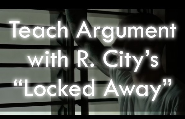 "R. City's ""Locked Away"" Lesson Plans"