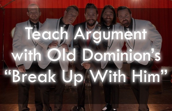 "Old Dominion's ""Break Up With Him"" Lesson Plans"