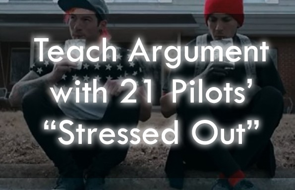 "21 Pilots' ""Stressed Out"" Lesson Plan"