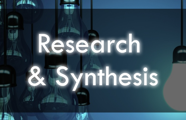 synthesising research