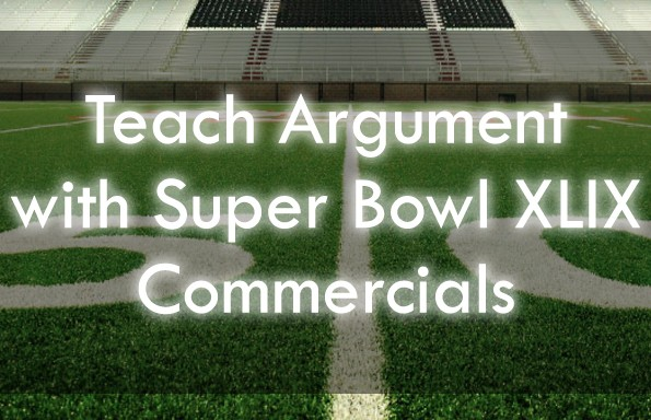 Super Bowl Commercials Lesson Bundle