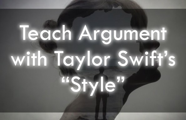 "Taylor Swift's ""Style"" Lesson Plans"