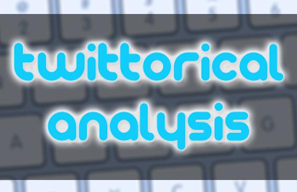 Twittorical Analysis