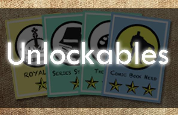 Unlockables