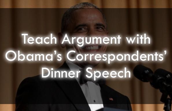 Obama's Correspondent's Dinner