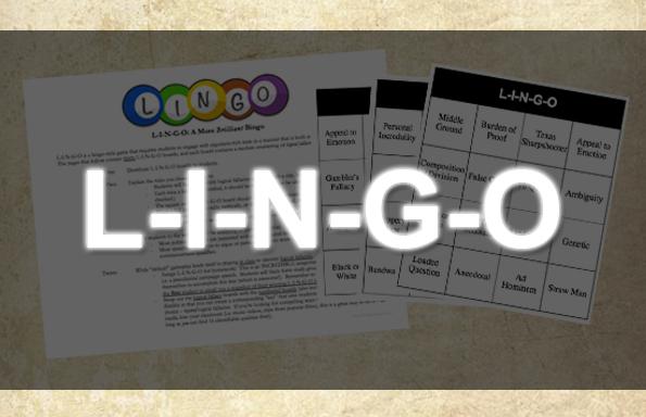 Lingo Banner