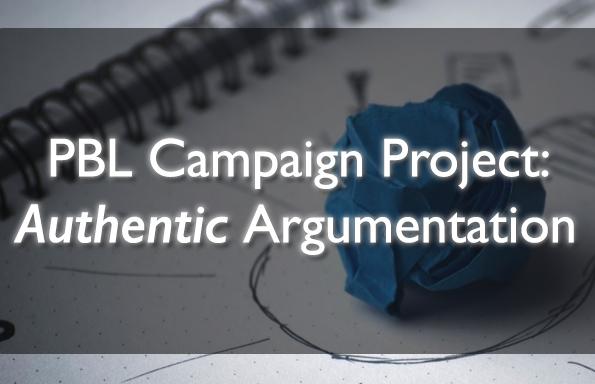 PBL Authentic Argumentation