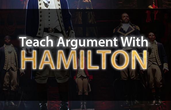 "Broadway Hit, ""Hamilton"""