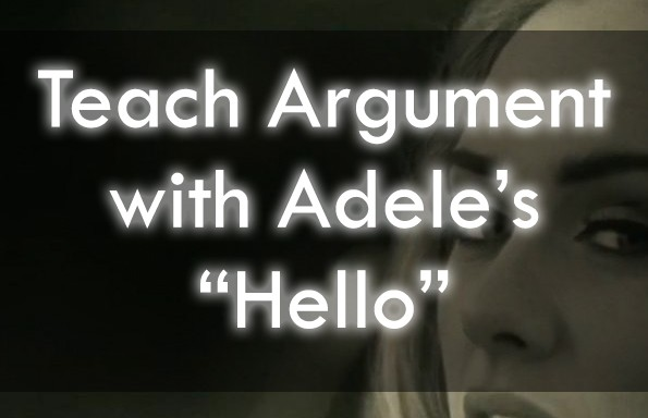 "Adele's ""Hello"" Lesson Plans"