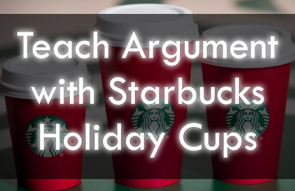 Starbucks Holiday Cup Lesson Plans