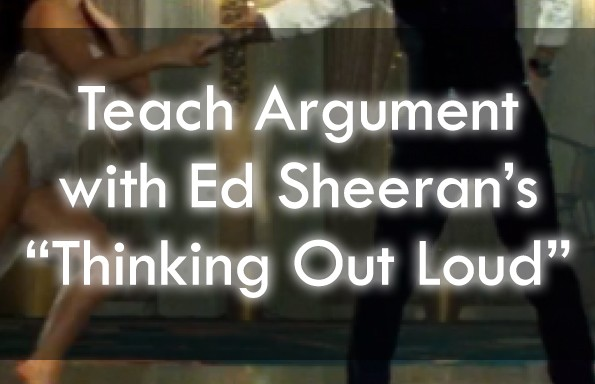 "Ed Sheeran's ""Thinking Out Loud"" Lesson Plans"