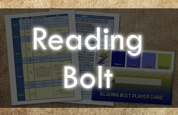 Gamify Independent Reading