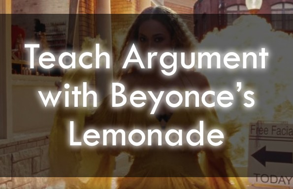 "Beyonce's ""Lemonade"" Lesson Plans"