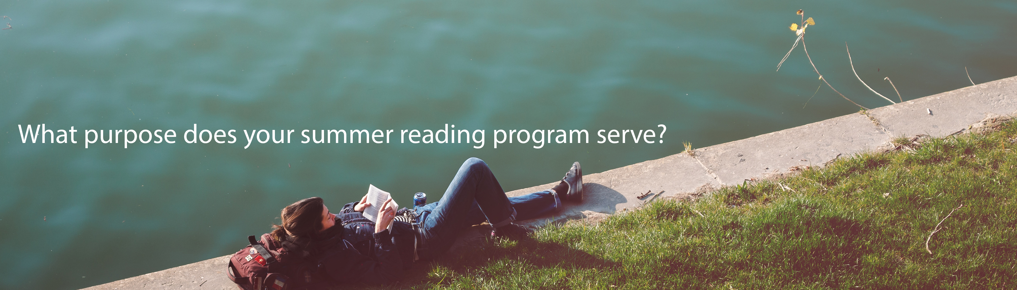 Summer Reading Program Purpose