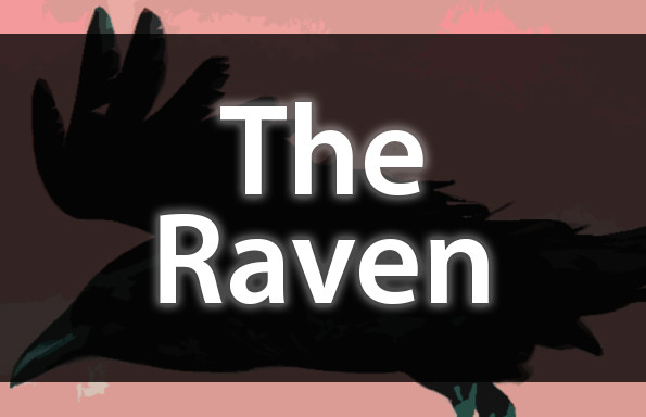 "Edgar Allan Poe's ""The Raven"""