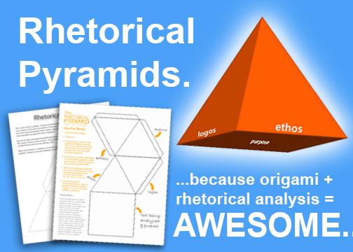 Rhetorical Pyramid: Analysis In 3D