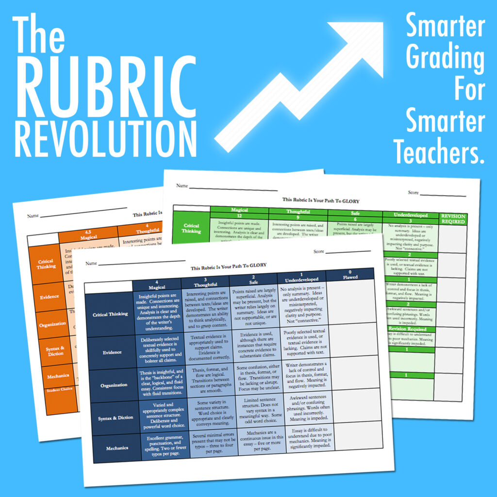 Brilliant Rubrics For Teachers This Bundle Includes Several Iterations Of Both Our Analytical Rubric And Argumentative Writing