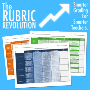 Rubrics Rule (or, Rules for Rubrics)