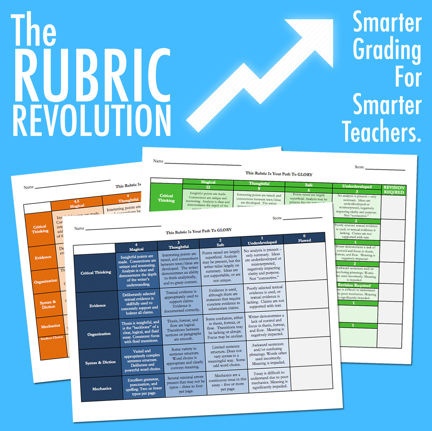 Rubric Revolution