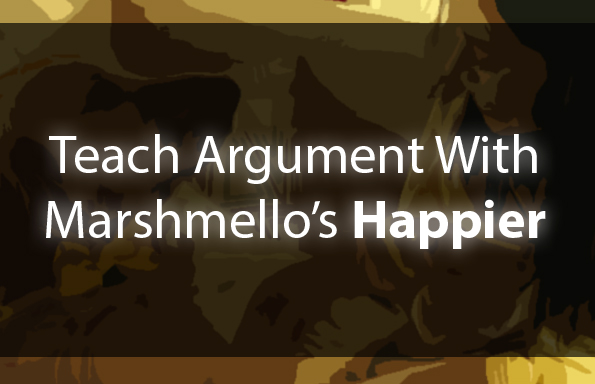 Teach Argument With Marshmello's