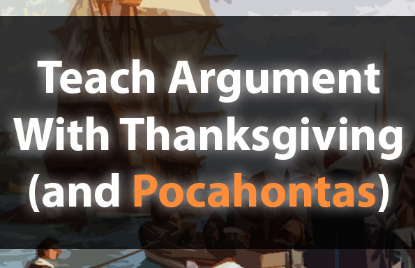 Teach Argument With Thanksgiving-Inspired Texts!